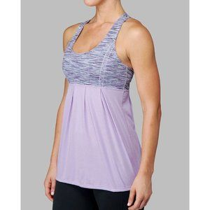 LULULEMON | Power Dance Tank Top Purple | Sz. 4